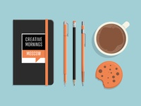 Sketch at CreativeMornings