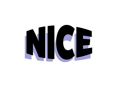 Nice type