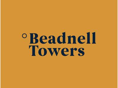 Beadnell Unused Logo 2 degree harbour hotel logo illustrator client unused northumberland