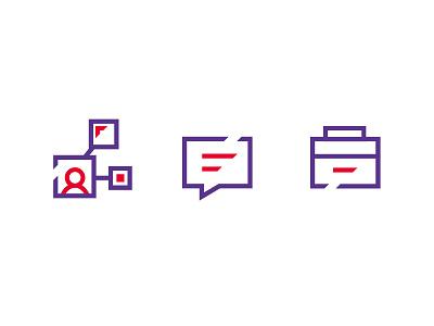 Squared Icons branding iconography design icon icons