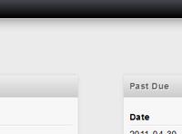 Invoice Web App Screenshot