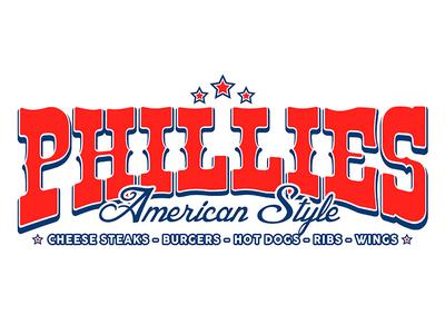 Phillies Logo Design