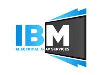 IBM Electrical & AV Services Logo Design