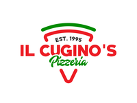 Italian Pizzeria Logo Design