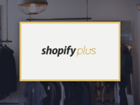 I'm joining Shopify Plus!