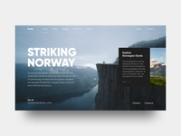 Striking Norway Concept
