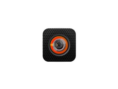 Camera app icon icon real logo app image picture shot record photo camera