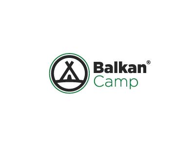 Balkan Camp logo macedonia serbia organic hostels farms camping listing camp balkan