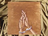 Joe Allison CD Cover Illustration