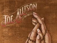 Joe Allison CD Cover Detail