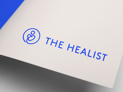 Logo refresh for The Healist