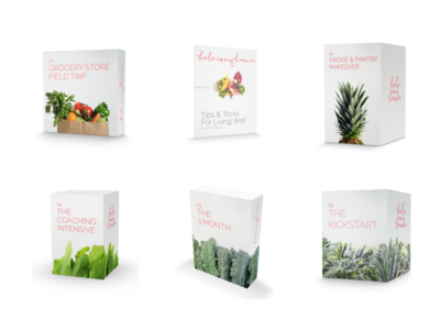 Brand Identity & Package Design For Kale Is My Karma
