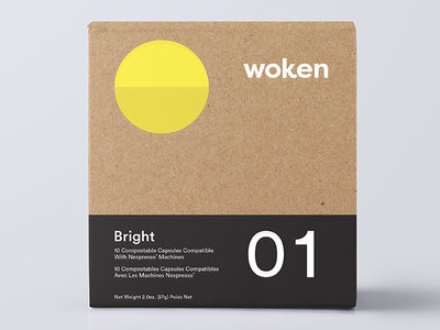 Woken Package Design