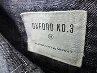 Slingshots & Arrows Oxford No. 3