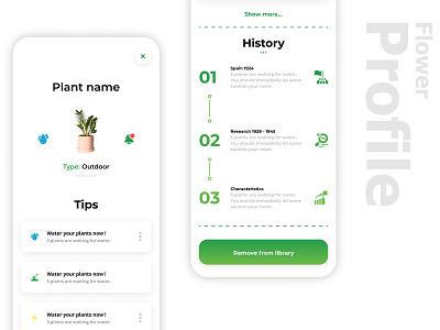 Simple - UI#2 ux graphic design clean ui mobile design concept app
