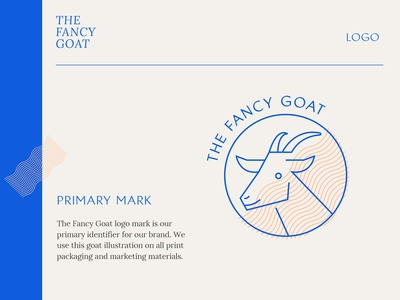 The Fancy Goat Logo Guidelines