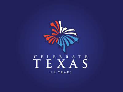 Celebrate Texas Logo Design