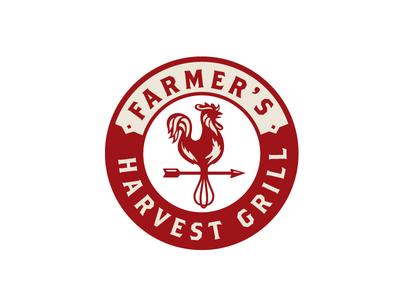 Farmer's Grill Restaurant Logo