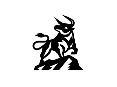 wip bull logo
