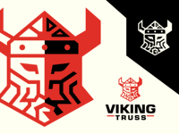Viking Truss brandmark
