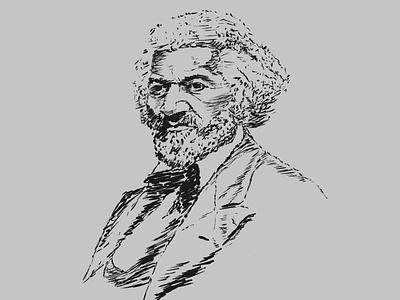Frederick procreate sketch illustration