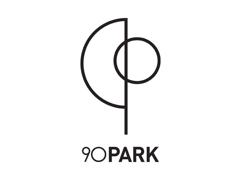 90 Park Avenue real estate touchscreen website skyscraper nyc branding logo