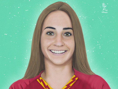 Nuzzo mexico color art digitalart drawing ozgaleano arte fanart dibujo futbol italia nuzzo