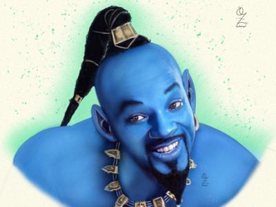 Genie Will Smith