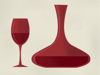 Decanter decanter wine glass wine red wine