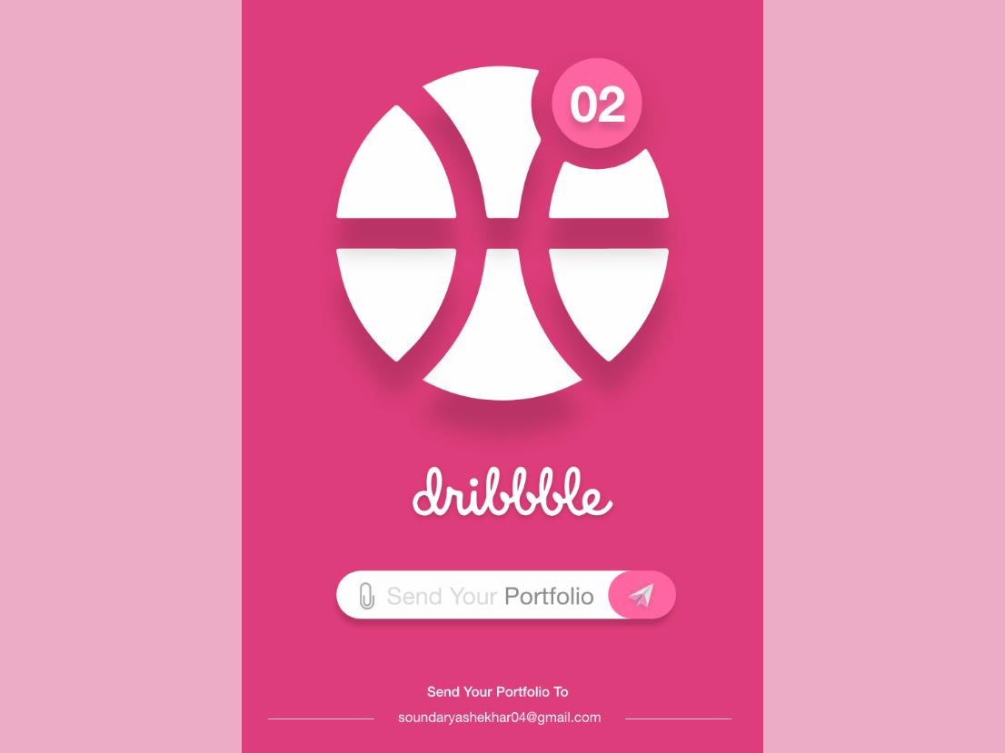 Player Invite uiux ux ui dribble dribbble invite
