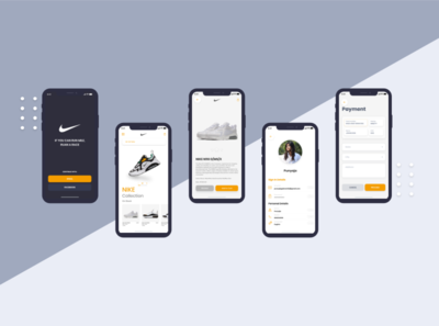 M Commerce Concept