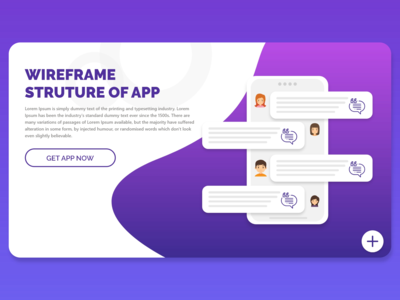 Wireframe Promotion App