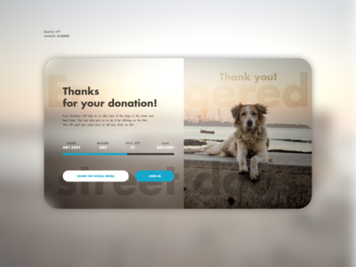 DailyUI 077 Thank you dailyui 77 daily ui 077 dailyui 077 077 thank you thankyou thanks thank laptop desktop design mobile daily 100 challenge application ui dailyui daily ui