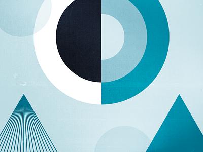 Hilma Af Klint shapes geomeetric illustration graphic design