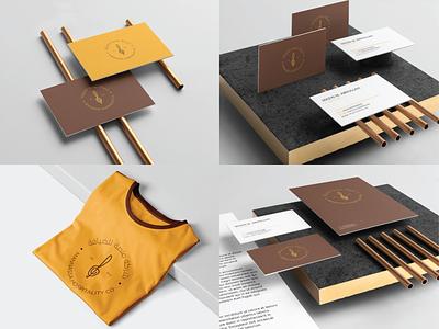 mannassa 03 hospitality minimal logotype arabic logo logodesign typography visual identity logo brand identity brand design branding