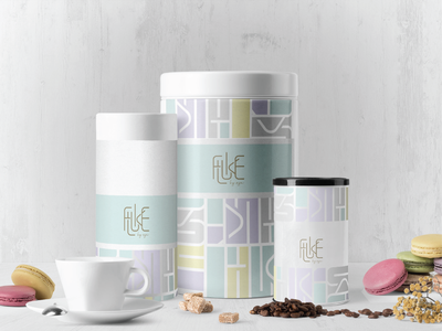 Fluke 01 breakfast american restaurant packaging logodesign minimal logotype typography visual identity brand identity brand design branding