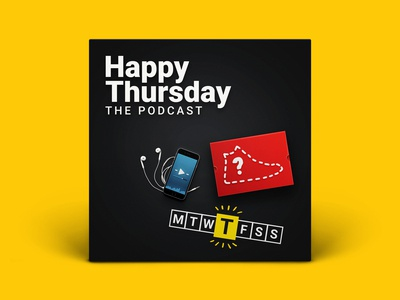 Podcast Cover — Happy Thursday