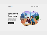 Launch Up Your Idea