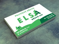 ELSA business card