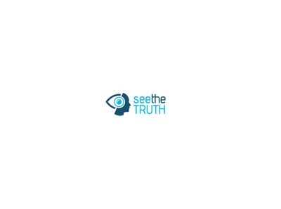 See the truth logo (unused, for sale)