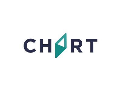 CHART Logo Redesign rebrand logo chart
