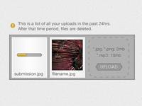 S3 Upload UI
