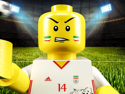 Lego (Iran National Football Team)