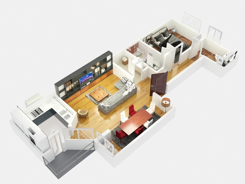 Interior Design #1 3drendering 3dmodeling architect architecture interaction design corona 3dsmax