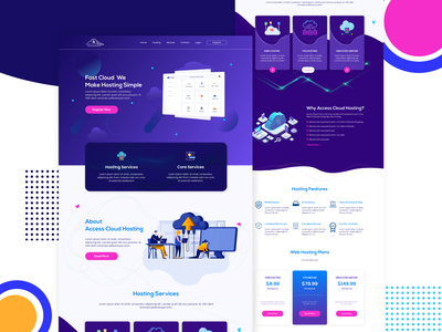 E- Learning website realestate education website mobile design psd template psd mockup web template webdesign elearning web landing page user interface website design ui  ux ui