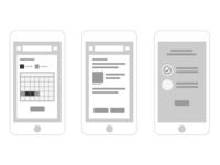 App Map Screens