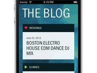 Beat Train Responsive Redesign > Blog Mobile