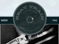 BeatTrainProductions.com Ajax Loading