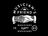 Musician's Friend/Guitar Center