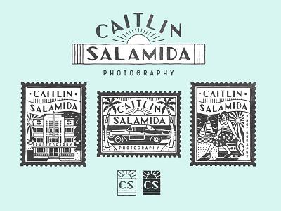 Salamida Branding logo branding photography illustration
